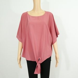 Andrew Marc - Coral Blouse